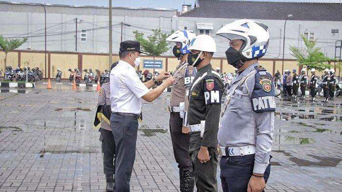 Apel Pasukan Operasi Ketupat Mahakam 2021, Walikota Samarinda Andi Harun Ingatkan Covid-19 di India