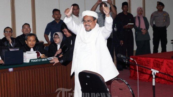 Tiga Menteri Rapat Soal Kepulangan Habib Rizieq Shihab, Mahfud MD: Kami Tak Bisa Berbuat Apa-apa