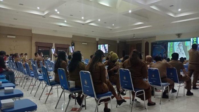 Pelantikan Gubernur dan Wagub Kaltara via Virtual, Wabup Malinau Topan Amrullah Ucapkan Selamat