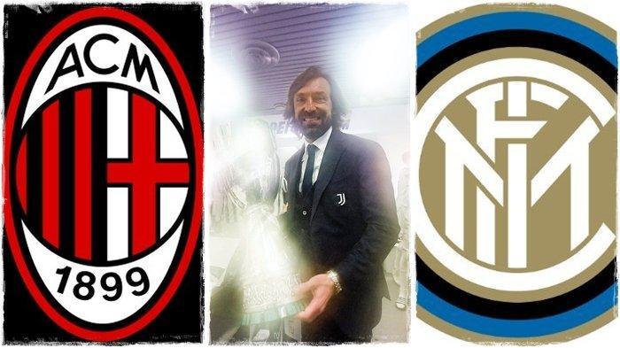 Update Liga Italia, Sejarah Transfer AC Milan-Inter, Nerazzuri Rugi, Pirlo & Seedorf Jadi Contohnya