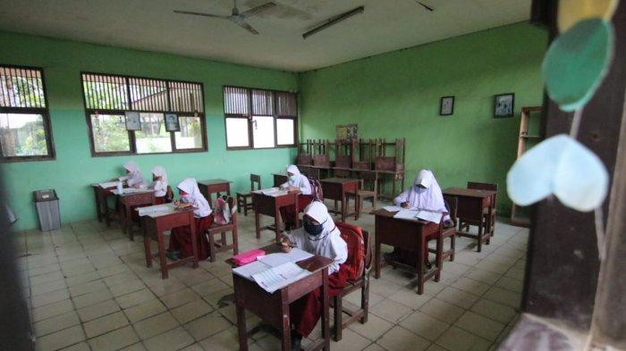 Dinas Pendidikan Kembali Sebar Angket, Balikpapan Terapkan Sekolah Tatap Muka Mulai Bulan Mei