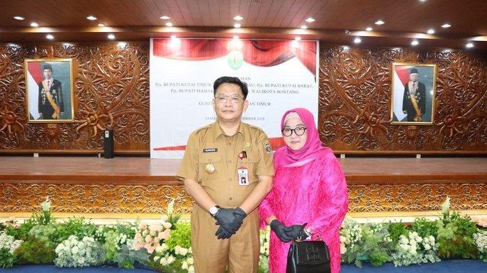 Resmi Pjs Bupati Berau, Ramadhan Nyatakan Siap Kawal Pilkada