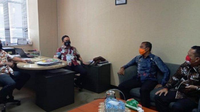 Ingin Dapat Masukan Tahapan Pilkada, Pjs Bupati Gede Yusa Lakukan Koordinasi ke Kesbangpol Kaltim