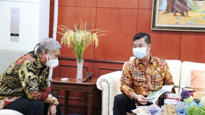 Harapkan MRMP jadi Penyangga Ekonomi, Pemprov Kaltara Siapkan Lahan 6 Hektare di Pesawan