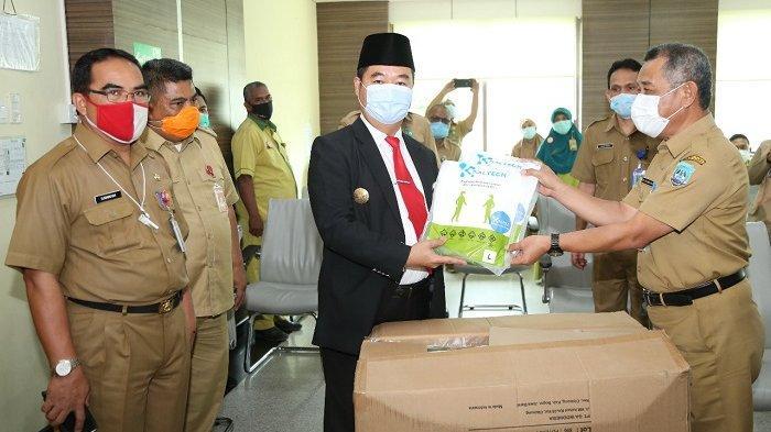 Pjs Gubernur Teguh Setyabudi Berharap Nakes Tulus dan Semangat Bekerja, Terlebih di Masa Pandemi
