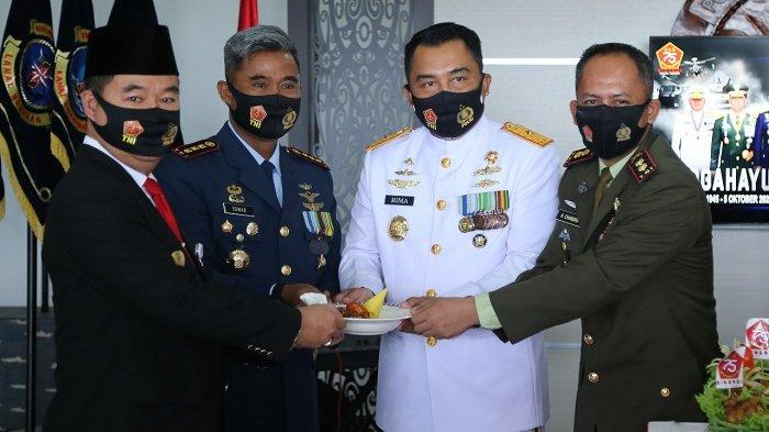 Pjs Gubernur Sebut Sinergi TNI-Polri-Pemerintah-Masyarakat Tentukan Keberhasilan Bangun Kaltara
