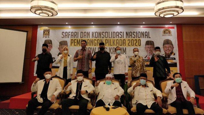 PKS Tegaskan Sikap ke Jajaran Partai di Pilkada Serentak Kalimantan Timur, Memenangkan Calonnya