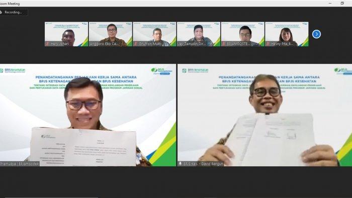 BPJS Ketenagakerjaan dan BPJS Kesehatan Integrasikan Data, Ramdhoni: Kalimantan Sudah Bersinergi