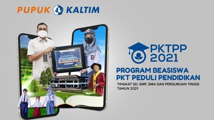 Program PKTPP, Beasiswa Penuh selama Menempuh Pendidikan