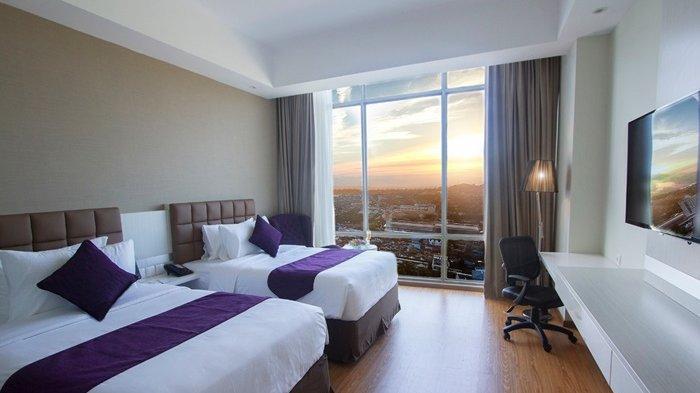 Promo Business Stay Package, Nikmati Serunya Menginap Bersama Keluarga di Hotel Platinum Balikpapan