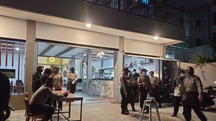 Jelang Penetapan Paslon Bupati dan Wabup Nunukan Terpilih, Banyak Polisi Mulai Berjaga di Lokasi