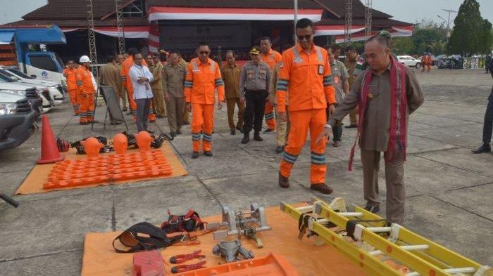 Jadi Lokasi Tower 150 MV, Pemkab Berharap 75 Kampung di Kubar Segera Teraliri Listrik