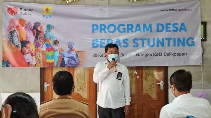 PLN Peduli Bantu Desa Bebas Stunting, Kolaborasi dengan Rumah Zakat Balikpapan