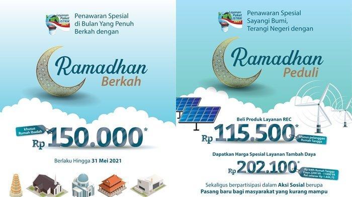 Catat! Promo 'Ramadan Peduli' dan 'Ramadan Berkah' Bisa Dinikmati hingga 31 Mei 2021