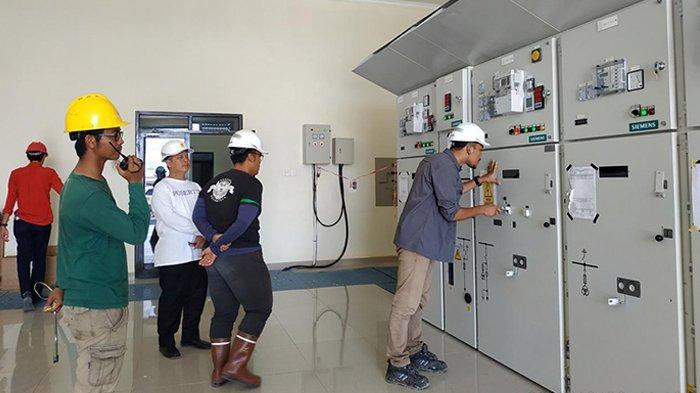 PLN Sukses Bereskan Pemberian Tegangan Pertama pada Gardu Induk 150 kV Muara Wahau