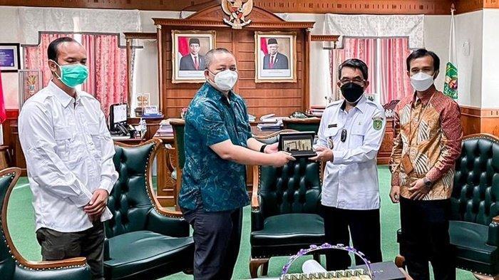 Pengamanan SUTT 150kV Sanggatta, PLN UIP Kalbagtim Sinergi dengan Pemkab dan Aparatur Penegak Hukum