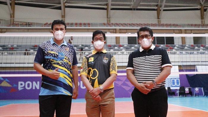 PBVSI Apresiasi Dukungan PLN Terhadap Cabang Olahraga Voli di PON XX Papua