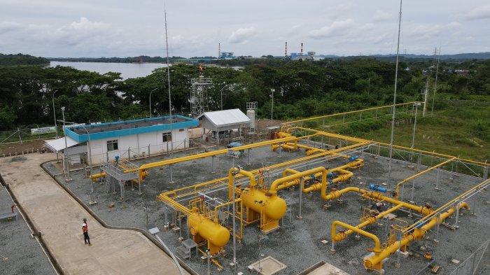 Dukung Persiapan Kaltim sebagai IKN Baru, PT PLN Gas & Geothermal Rampungkan Pipa Gas Tanjung Batu