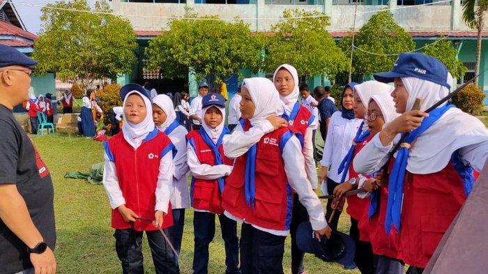 427 Anggota Palang Merah Remaja Ikuti Pelatihan Gabungan PMI Kabupaten Berau