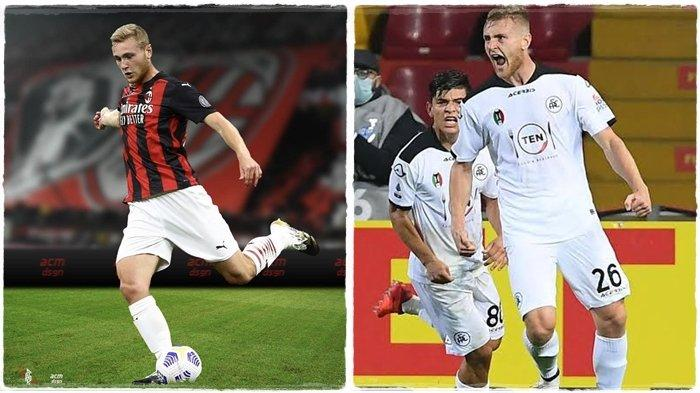 Update Liga Italia, Antisipasi Hengkangnya Calhanoglu, Pioli Pulangkan Alumni Akademi AC Milan