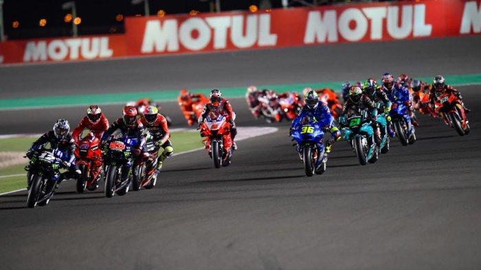 LINK TV Online Trans7 Live Streaming MotoGP Doha 2021 Hari Ini, Nonton MotoGP Akses UseeTV Gratis