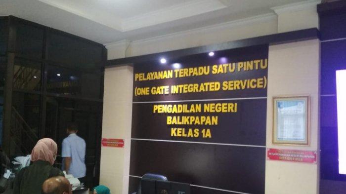 Aplikasi E-Court Dinilai Mampu Tekan Biaya Administrasi Pendaftaran Perkara Perdata di PN Balikpapan