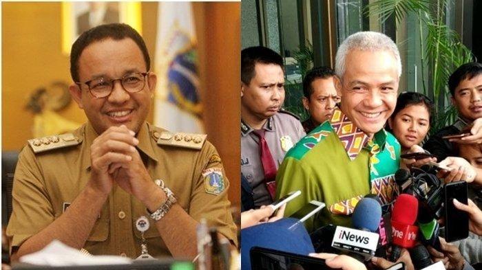 Survei Terbaru SMRC, Pemilih Jokowi Lari ke Ganjar, yang Tak Puas Kinerja Joko Widodo Memilih Anies