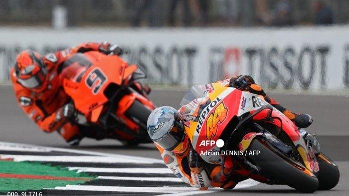 Hasil Kualifikasi MotoGP Inggris 2021: Rekan Marc Marquez Pole Position, Rossi Tampil Meyakinkan