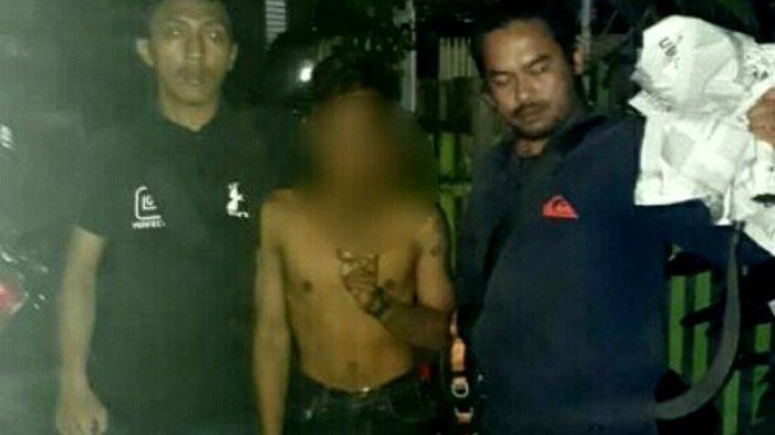 Bawa Celurit Mau Tawuran, Puluhan Anak Punk Langsung Kocar-kacir Lihat Polisi