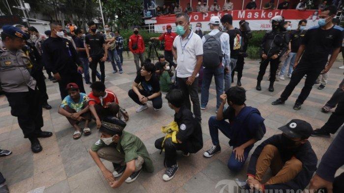 Polisi Catat Pelajar yang Demo Tolak UU Cipta Kerja di SKCK, Pengamat Kepolisian Beri Peringatan