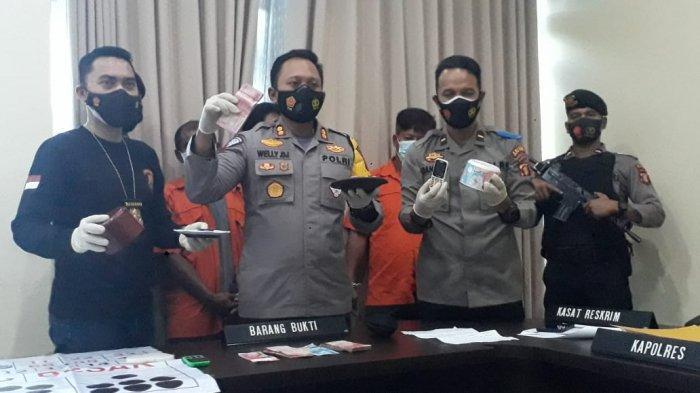 Main Judi Dadu, 3 Warga Kutai Timur Diringkus Polisi