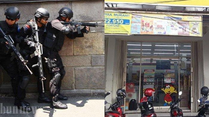 Marak Perampokan di Minimarket, Anak Buah Idham Azis Minta Lakukan Ini, Polisi Ancam Tembak Pelaku
