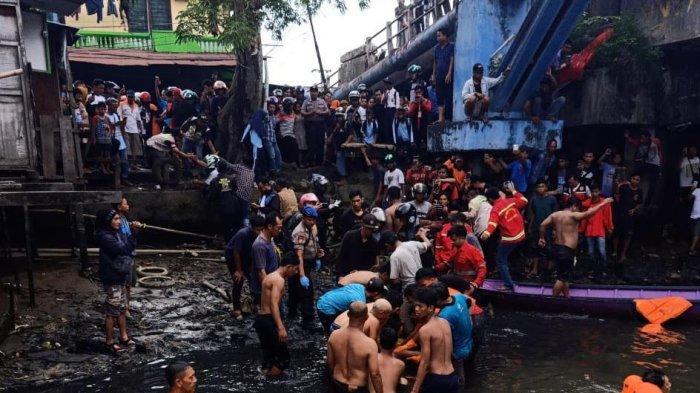 Siswa SMP Tewas Tenggelam saat Berenang Bersama Teman-temanya di Sungai Karang Mumus