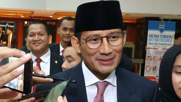 Menteri Pariwisata Sandiaga Uno Beberkan Bioskop dan Konser akan Semakin Banyak Dibuka