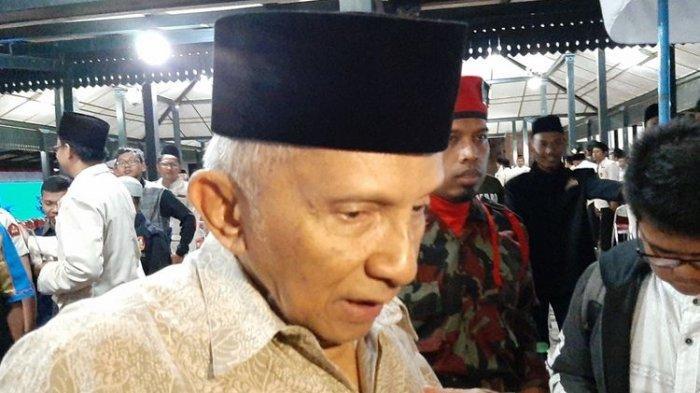 Sorot Tewasnya 6 Laskar FPI, Amien Rais Tak Berharap Jokowi, Bagi Kita Syuhada, Bagi Mereka Teroris