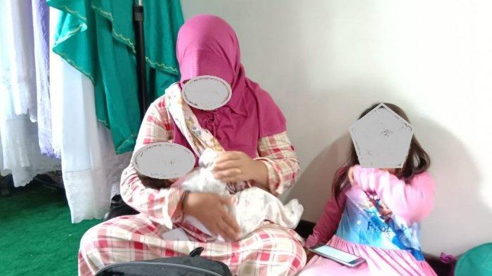 Bocah Tiga Tahun Diduga Dicabuli, Satu Bulan Dipingpong Ibu Korban Minta Keadilan ke DPRD Balikpapan