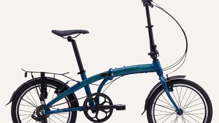 Sepeda Lipat Urbano 3 Rp 4 Juta hingga Sepeda Path 3 2018, Harga & Spesifikasi Sepeda Lipat Polygon