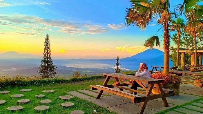 Rekomendasi Tempat Nongkrong Seru di Bandungan, Pondok Kopi Suasana Asri dengan Udara yang Sejuk