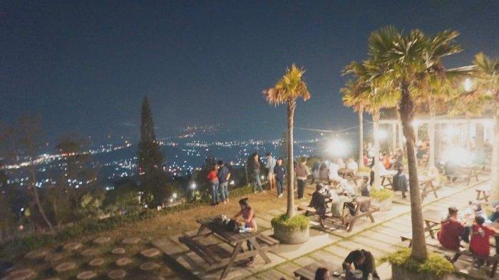 Rekomendasi Tempat Ngopi di Bandungan, Pondok Kopi Umbul Sidomukti Panorama Asri yang Menyegarkan