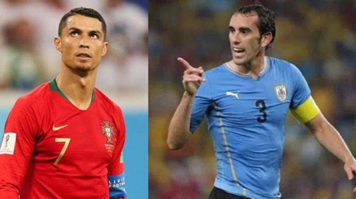 Piala Dunia 2018 - Uruguay vs Portugal, Bek Timnas Uruguay Tahu Kunci Permainan Cristiano Ronaldo