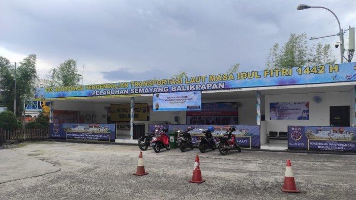 Pelindo IV Balikpapan Perketat Pemeriksaan Truk Angkutan di Pelabuhan Semayang