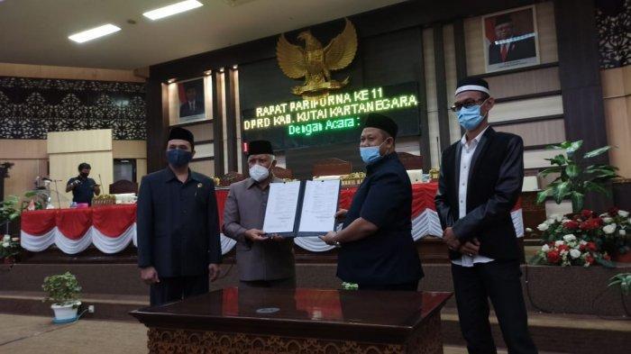 UPDATE Virus Corona di Kukar, Dampak Pandemi Covid-19, APBD Kutai Kartanegara Turun Rp 1,3 Triliun