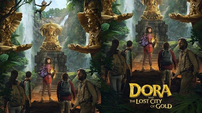 Sinopsis & Trailer Dora and The Lost City of Gold, Film Live-Action Dora The Explorer, Segera Tayang