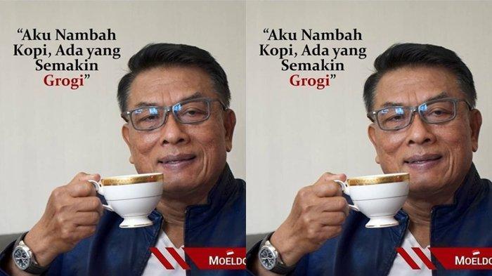 LENGKAP Profil Moeldoko Ketua Umum Partai Demokrat Versi KLB, Eks Panglima TNI Kalahkan Marzuki Alie
