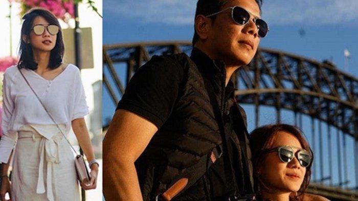 Biodata Gista Putri, Istri Wishnutama Menteri Pariwisata dan Ekonomi Kreatif, Foto Liburan Romantis