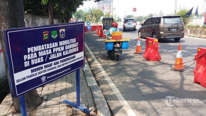 PPKM Jawa-Bali Berakhir Hari Ini, Bakal Diperpanjang atau Tidak? Sinyal Bagus Datang dari Jokowi