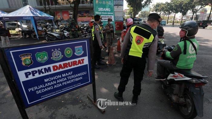 TERJAWAB Sampai Kapan Pemberlakuan PPKM Jawa Bali, Luhut Sebut akan Dievaluasi Setiap Minggu
