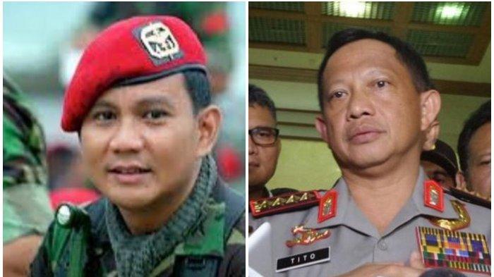 Ada Tito Karnavian, 3 Jenderal Ini Bisa Saingan Prabowo di Pilpres 2024, Ahok Bisa Jadi Kuda Hitam