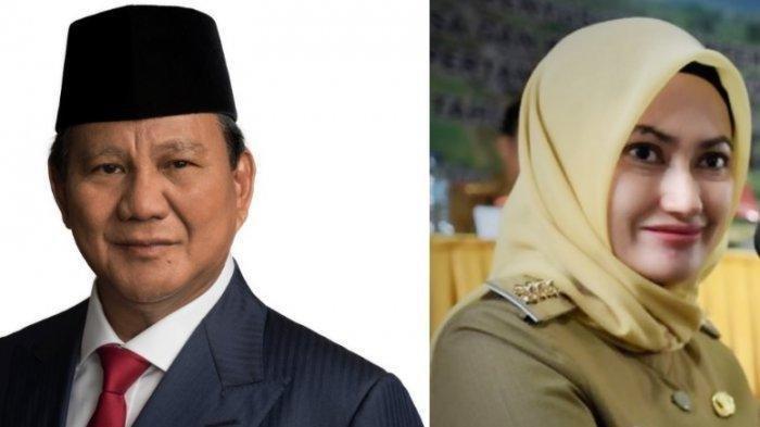 Prabowo Pecat Indah Putri Indriani, Bupati Cantik Luwu Utara, Ternyata Ini Alasannya