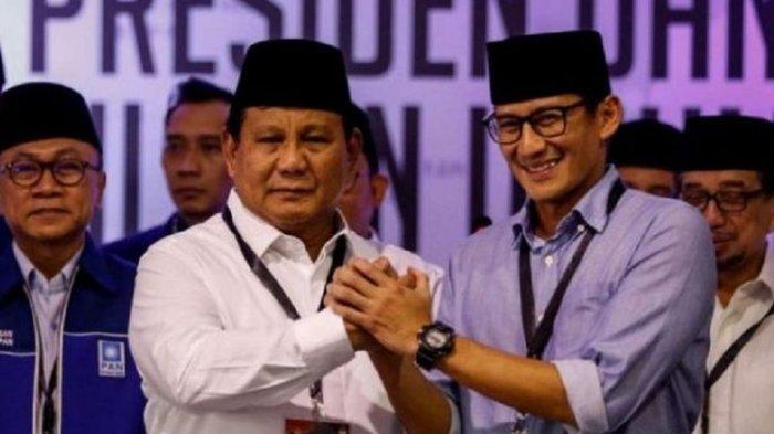 Bandingkan Nasib Prabowo-Sandi dengan Habib Rizieq-Ahmad Dhani, Refly Harun: Di Mana Akal Sehat Kita